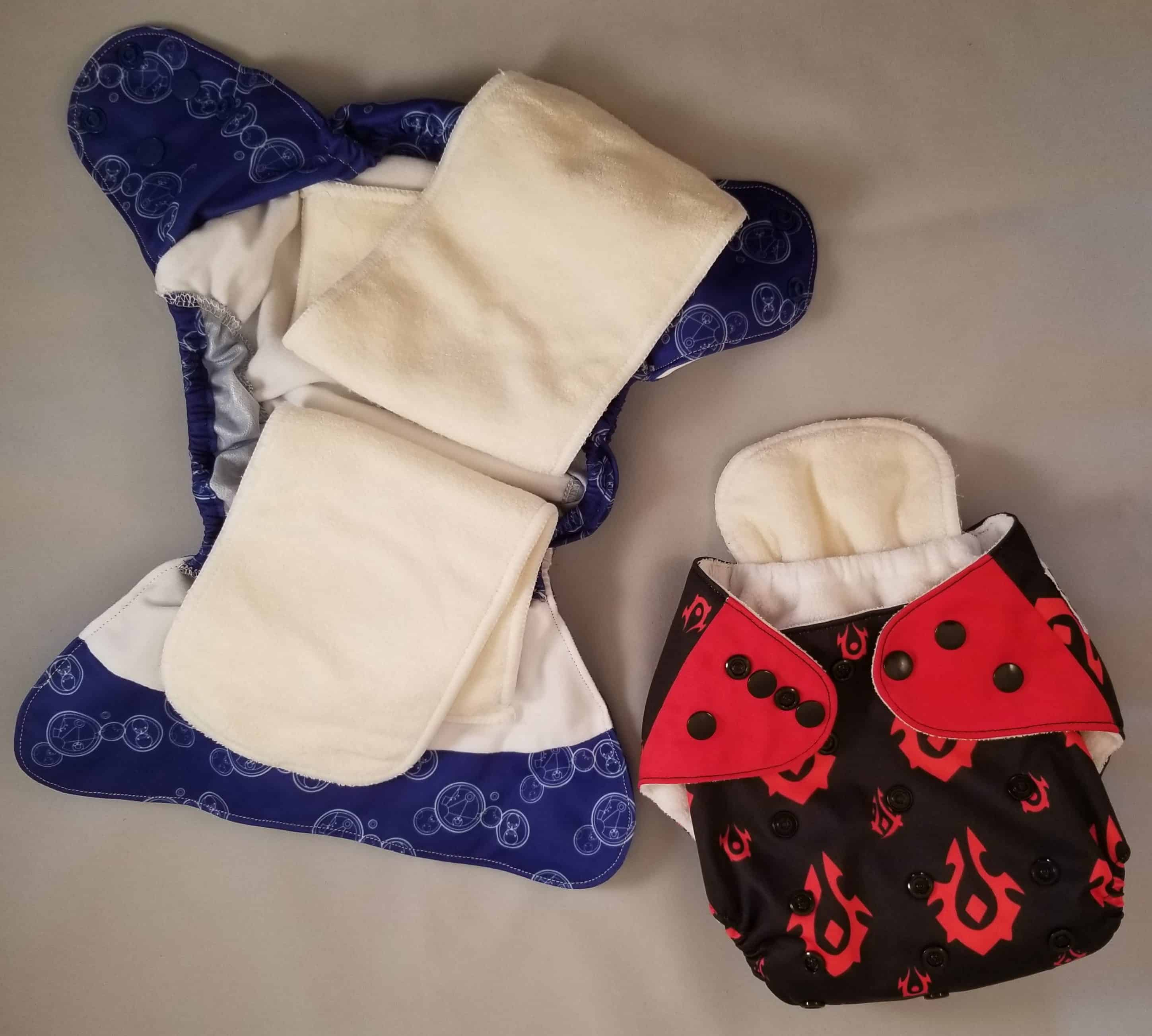 Nerdy Mommas Cloth Diapers