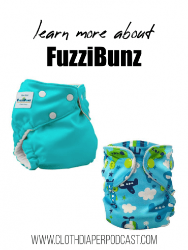 Learn More About FuzziBunz Cloth DIapers
