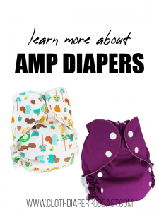 Learn More & Read Reviews on AMP Cloth Diapers #MadeinCanada #ampclothdiapers #ampdiapers