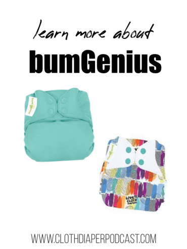 Learn More about bumGenius Cloth Diapers #clothdiapers #babygear #bumgenius