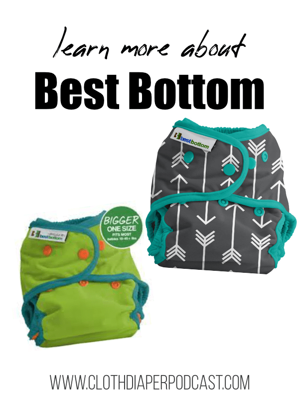 Learn More about Best Bottom Cloth Diapers - Reviews & Where to Buy #clothdiapers #ecofriendly #madeintheusa