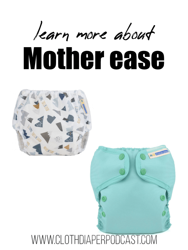 Learn More about Mother-ease - Cloth Diaper Reviews