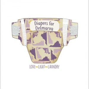 Diapers for Delmarva
