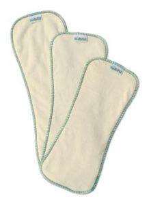 Baby Kicks Hemp Inserts for Cloth Diapers are Cheap Hemp Inserts