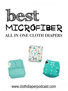 Best Microfiber All in One Cloth Diapers for Baby