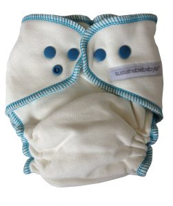 Sloomb OBF Fitted Diaper for overnights