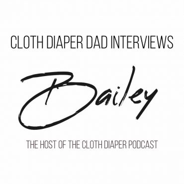 bailey cloth diaper podcast