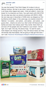 Cloth Diapers Walmart
