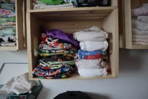 Cloth Diapers and Laundry Impacts