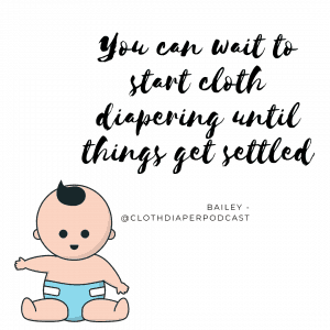 You Can Wait to start cloth diapering - Show 29 - Elimination Communication