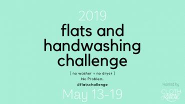 2019 Flats & Handwashing Challenge