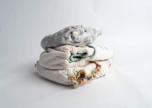 Fitted Diapers for Overnight Cloth Diapering