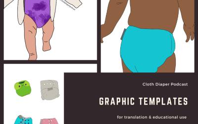 Cloth Diaper Graphics