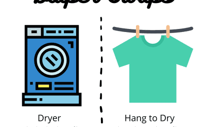 Diaper Swaps: Drying