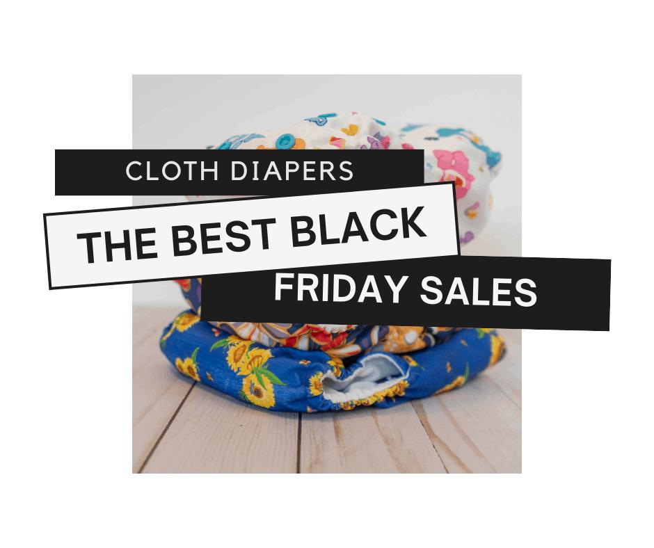 Best Cloth Diaper Black Friday