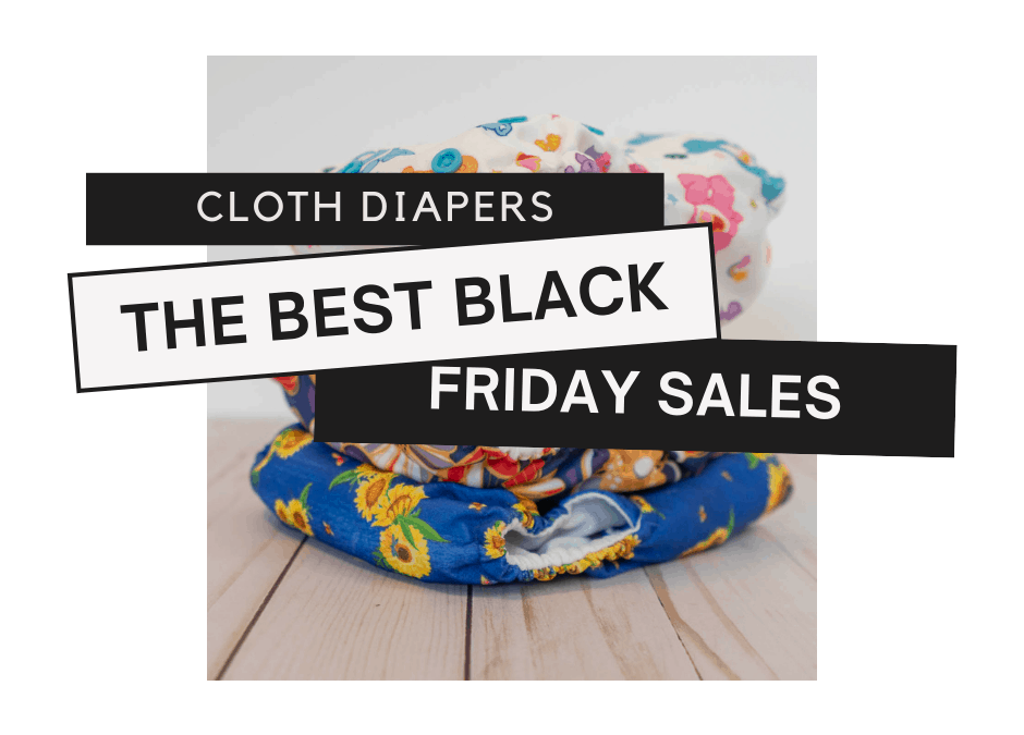 Cloth Diaper Black Friday Sales 2020