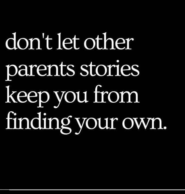 Other Parents Stories