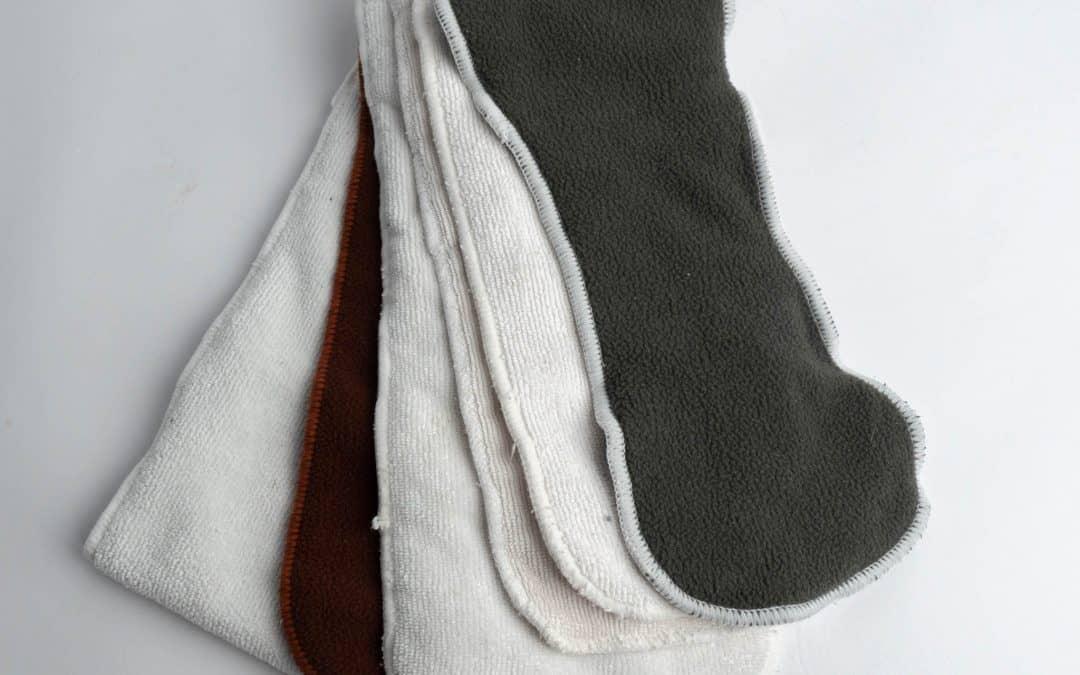 Why I don't Repurpose Microfibre Inserts? Cloth Diapers & Micro plastic Pollution