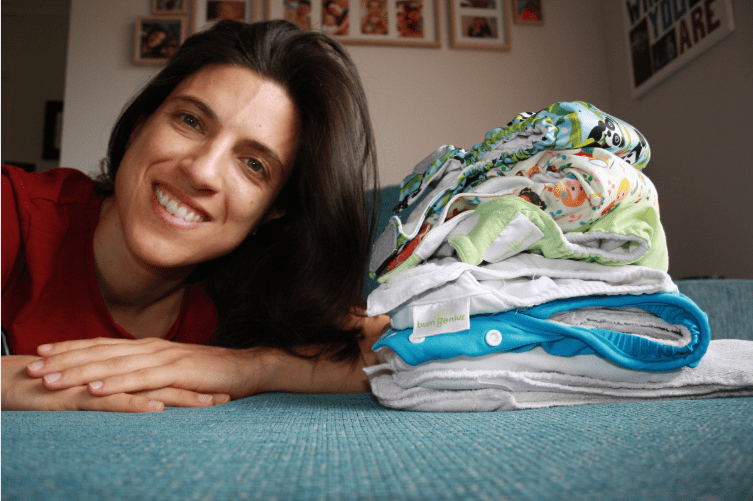 Monica – Using Cloth Diapers at Night is possible