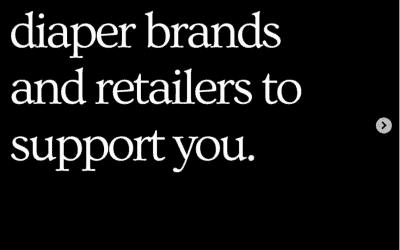 Trust in Cloth Diaper Retailers