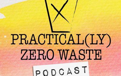 Show 33 with Elsbeth of Pratically Zero Waste Podcast