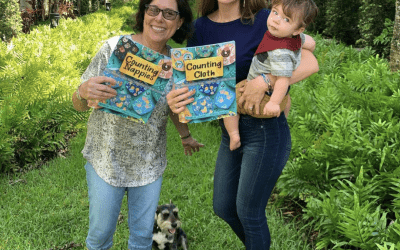 Show 58 with Amanda Jessup, co-author of Counting Cloth
