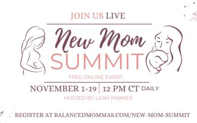 New Mom Summit