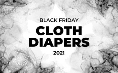 Cloth Diaper Black Friday Sales 2021